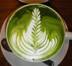 matcha latte - Tìm với Google