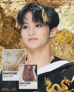 #Mark #MarkLee #NCT #Edit #Kpop Mark Lee, Pantone, Nct, Kpop