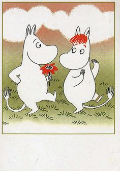 If you have a moment, maybe pick up a Moomin book.  They're written for children - based off a Finnish cartoon - but I've heard that they are surprisingly dark and with an extra layer for adults.