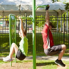 Playgrounds - Pet and Playground Products Outdoor Gym, Outdoor Workouts, Outdoor Fitness Equipment, No Equipment Workout, Exercise, Ejercicio, Exercises, Workouts, Physical Exercise