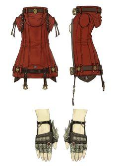 Lyse's Jacket from Final Fantasy XIV: Stormblood