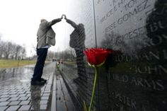 The Wall, mack payne, vietnam veteran news