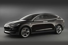Tesla has unveiled its third electric car, and this time they're aiming for something with a little more utility. The crossover-style Tesla Model X ($50,000-$90,000) can go 0-60 in 4.4 seconds, and sports falcon-wing doors for rear passengers