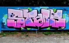 Graffiti Words, Graffiti Tagging, Graffiti Prints, Graffiti Lettering, Street Art Graffiti, Hip Hop, Graffiti Designs, Urban Renewal, Organizing Ideas