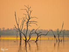 Lake Kariba, Zambia