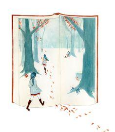 Covers - raquel aparicio illustration
