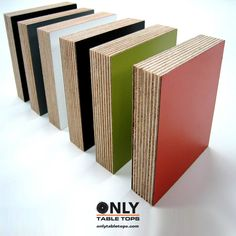 DPV Bonding Service - Laminates Furniture Grade Birch Ply vat, with Formica and Backing vat, With Formica both sides vat Cheap Kitchen Cabinets, Kitchen Worktop, Diy Kitchen, Plywood Shelves, Plywood Cabinets, Oak Cabinets, Plywood Interior, Plywood Furniture, Plywood Table