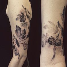 I wanted each and every one of them, but choosing one meant losing all the rest, and, as I sat there, unable to decide, the figs began to wrinkle and go black, and, one by one, they plopped to the ground at my feet. ~Sylvia Plath (at Pioneer Tattoo)