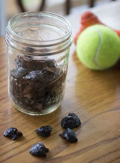 Quick and Easy Homemade Chicken Liver Dog Treats | Radiant Life Blog