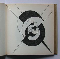 Book image Art And Illustration, Graphic Design Illustration, Sophie Taeuber, Minimal Art, Rolled Paper Art, Flame Art, Composition Design, Graphic Patterns, Geometric Art