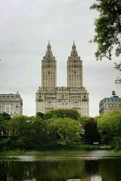 Central Park NYC.