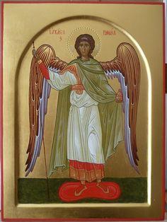 Archangel Rafael by Giancarlo Pellegrini