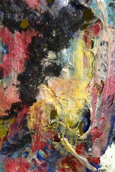 Painted skin 2013