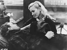 "Marlon Brando & Eva Marie Saint in ""On The Waterfront"" (1954) Eva Marie Saint - Best Supporting Actress Oscar 1954 http://marlon-brando-101.blogspot.com/2015/08/marlon-brando.html"