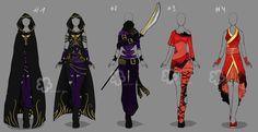 Custom Outfits #22 by Nahemii-san.deviantart.com on @DeviantArt