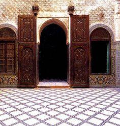 Morocco Decoration