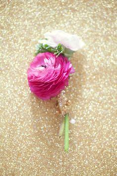 #pretty #flowers #glitter