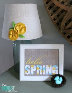 Hello Spring Printables | Friday Favorite 5