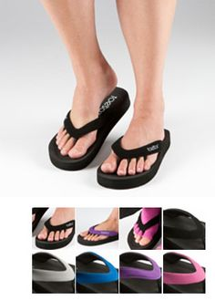 5 toe sandals by Toe Sox