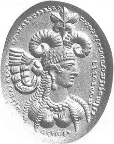 Výsledek obrázku pro Sasanian Seals, Sealings, and Coins