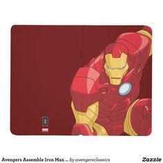 Avengers Assemble Iron Man Character Art