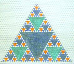 Maths2art: Fractals