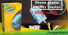 Prova gratis Swiffer Duster (6500 tester) - http://www.omaggiomania.com/test/prova-gratis-swiffer-duster-6500-tester/