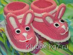 Tavşan Bebek Patiği Yapımı | Hobilendik.net