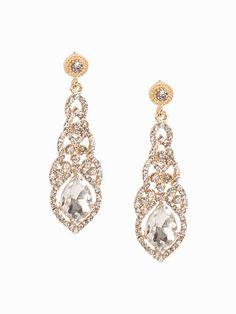 Champagne-Ardenne Earrings