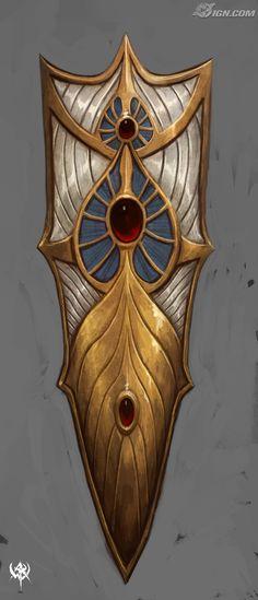 Warhammer Eleven Shield