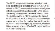 Read & Weep - HOW JOE HOCKEY CONCOCTED A BUDGET 'EMERGENCY' - http://workinglife.org.au/2014/05/13/how-joe-hockey-concocted-a-budget-emergency/… pic.twitter.com/BHFjswiNpM