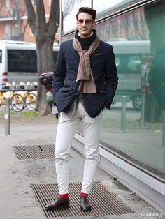 GLOBER | ダウンジャケット Brogue Shoe, Brogues, Men's Style, Mens Fashion, Male Style, Moda Masculina, Men Styles, Man Fashion, Fashion For Men