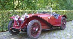 1935 Riley Imp | Classic Driver Market Le Mans, Vintage Cars, Antique Cars, Vintage Auto, Veteran Car, Classy Cars, Classic Mercedes, Castle In The Sky, Classic Sports Cars