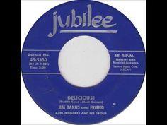 Jim Bakus - Delicious! (1958)