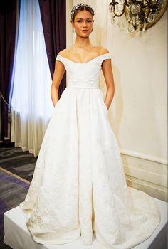 Marchesa S/S 16 Bridal Fashion
