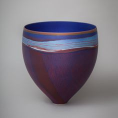 Pippin Drysdale, SOLD Moonlight Bore, Tanami Mapping III, 2014, porcelain incised with coloured glazes | sabbia gallery