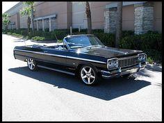1964 Chevrolet Impala SS Convertible 327 CI, Automatic