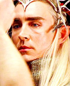 """Thranduil, in all his """"majestic-ness"""""""