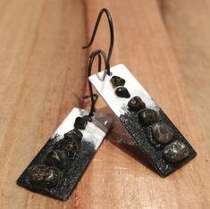 Drop Earrings, Personalized Items, Stone, Jewelry, Atelier, Ear Piercings, Rock, Jewlery, Jewerly