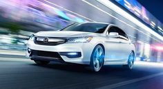 From urban cities to rural roads, the Accord is your loyal companion.