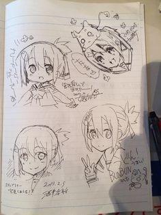 anime 'Yuki Yuna wa Yusha de Aru' staff