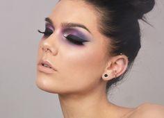 【ρinterest: LizSanez✫☽】Linda Hallberg Makeup - big fat eyeliner
