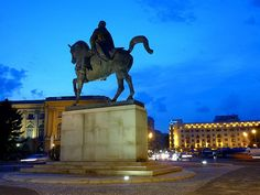 Blue hour, Belgrade/Beograd, Serbia <3