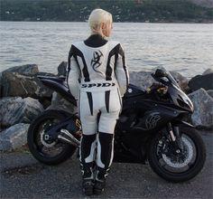 Alayx WAllpaper: Motorcycle Women