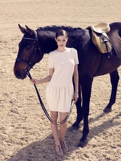 Nadja Bender for Gucci Pre-Fall 12