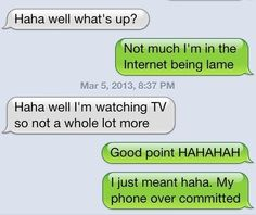 Funny Txt Messages