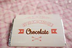 5º mês – Bodas de Chocolate:
