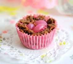 Mini chocolate nest | Flickr - Photo Sharing!