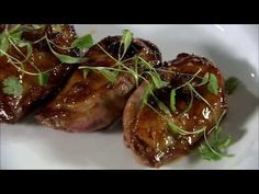 Marco Pierre White recipe for Honey glazed duck breasts with apple sauce Duck Recipes, Honey Recipes, Recipe For Honey Glaze, Duck Breast Recipe, Marco Pierre White, White Honey, Healthy Habits, Clean Eating, Easy Meals