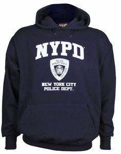 GrandSlamNewYork.com - NYPD Full Chest Navy Hooded Sweatshirt, $29.99 (http://www.grandslamnewyork.com/products/NYPD-Full-Chest-Navy-Hooded-Sweatshirt.html)
